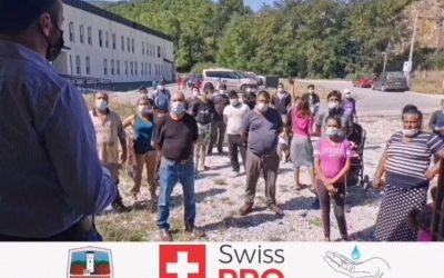 Unapređenje pružanja zdravstvenih usluga u Romskom naselju Blaževo u Novom Pazaru